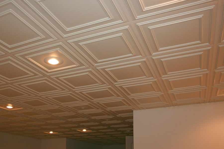 Ceilume Cambridge Ceiling Tile White Previous