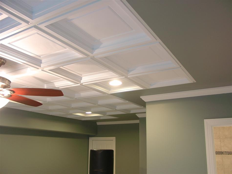 Ceilume manufacturers all panels right here in the USA and ships within business.