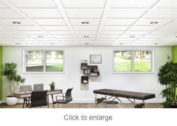 Embassy Suspended Ceiling