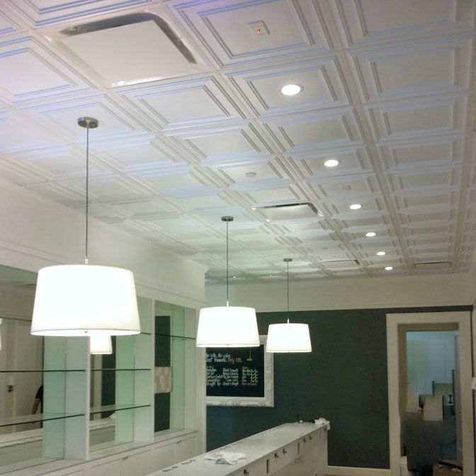 Ceilume Cambridge Suspended Ceiling