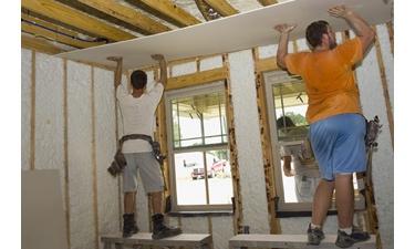 Installing a Drywall Ceiling