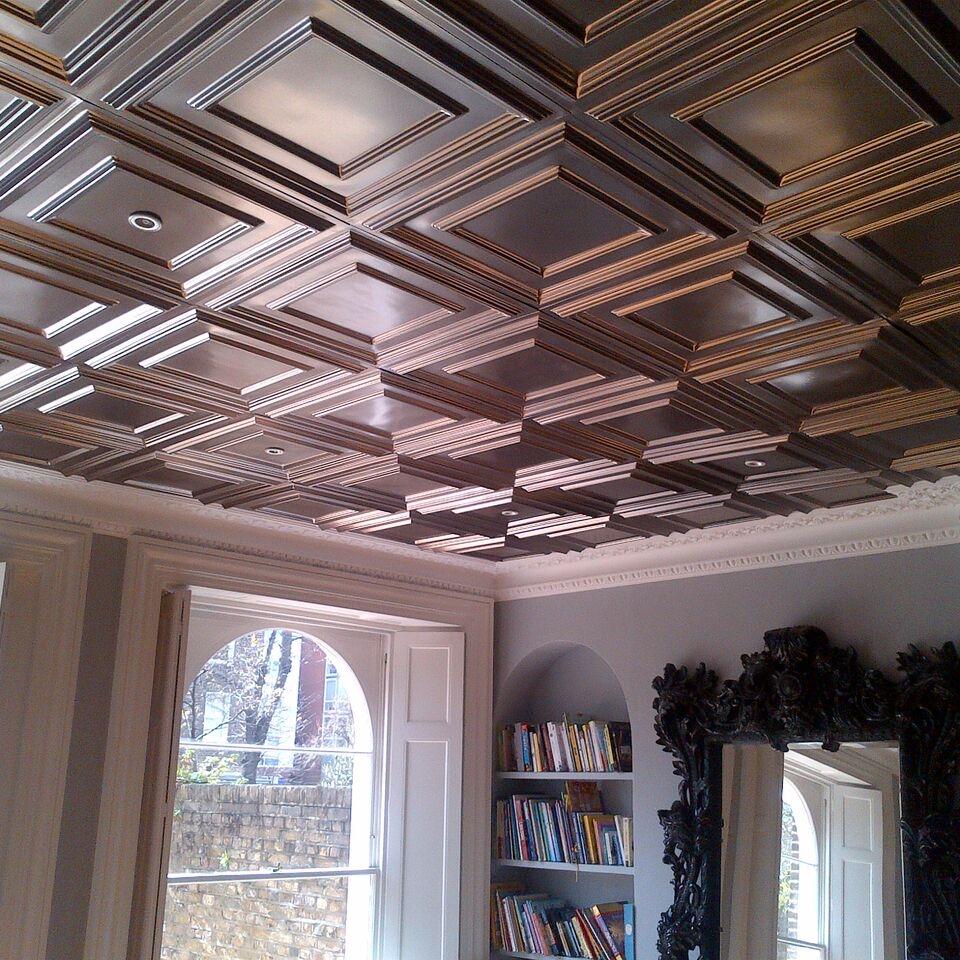 ATI MirroFlex Suspended Ceiling