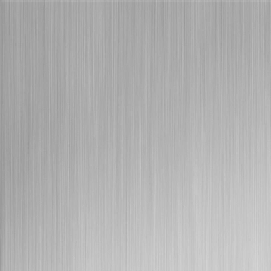 MirroFlex Brushed Aluminum Finish